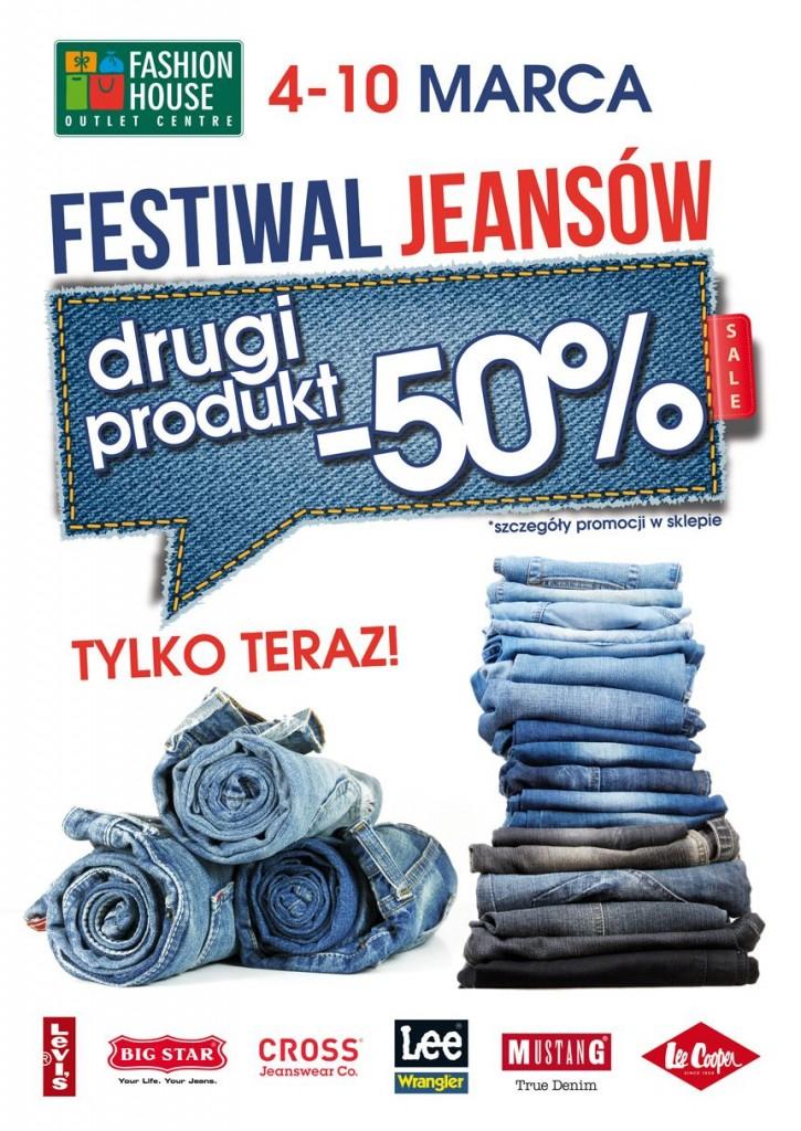 Festiwal Jeansów w Fashion House