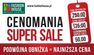 Cenomania Super Sale