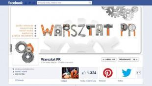 Warsztat PR na Facebook'u