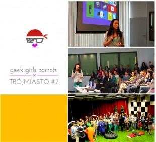 Geek Girls Carrots