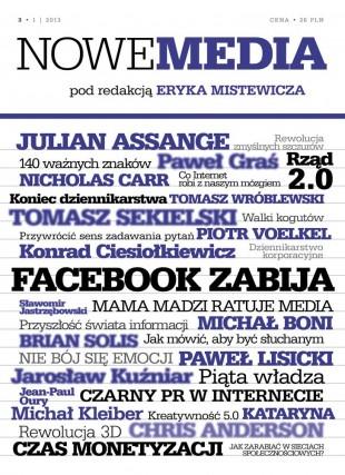 Nowe Media pod red. Eryka Mistewicza